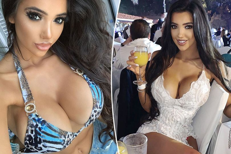 Chloe Khan under fire for giving away free cosmetic surgery on Instagram