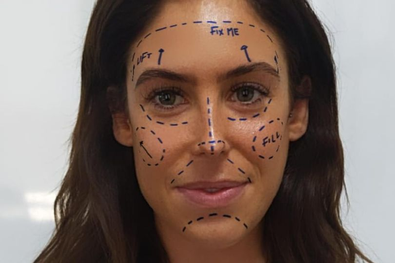 "Instagram 'fuelling mental health crisis' with ""Fix Me"" plastic surgery filter"
